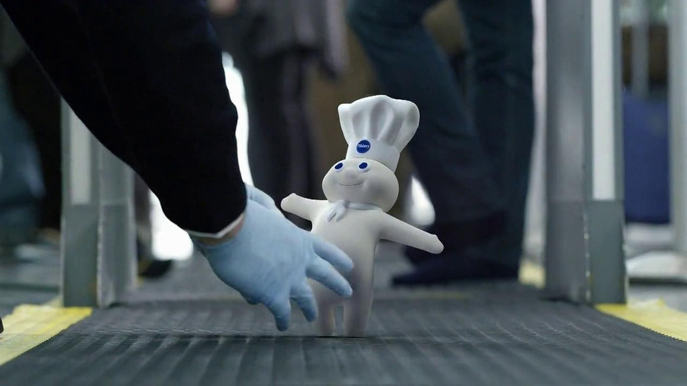 GEICO TV Spot, 'Happier Than Pillsbury Doughboy' - Screenshot 7
