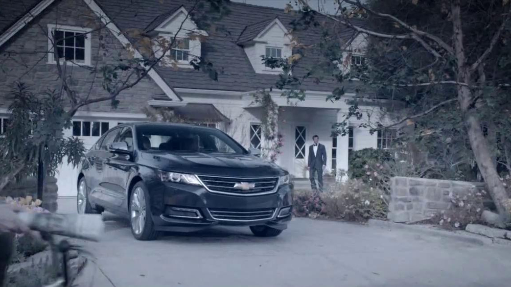 2014 chevrolet impala tv commercial 39 drive in theater 39 song by frank. Cars Review. Best American Auto & Cars Review