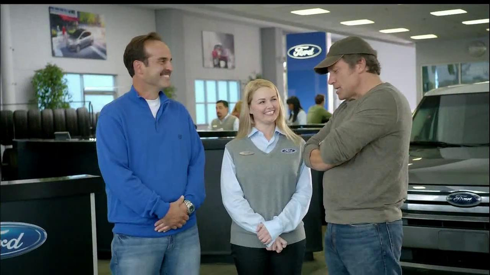 ford tv commercial 39 customer service 39 feat mike rowe. Black Bedroom Furniture Sets. Home Design Ideas
