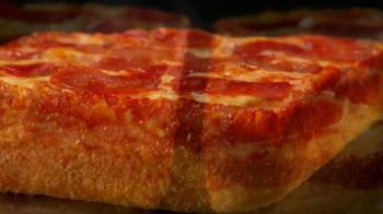 Little Caesars Deep, Deep Dish Pizza TV Spot, '2013' - Thumbnail 3