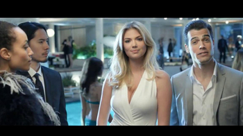 Gillette Fusion ProGlide Styler TV Spot Featuring Kate Upton