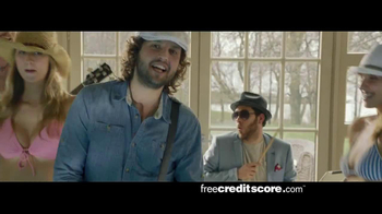 FreeCreditScore.com TV Spot, 'Pool Party' thumbnail