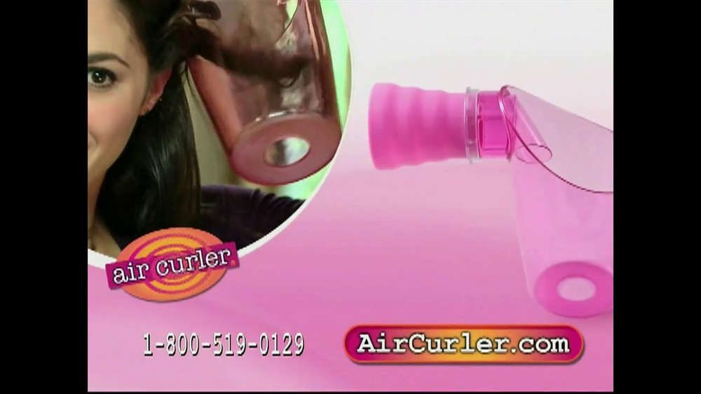Air Curler TV Spot - Screenshot 9