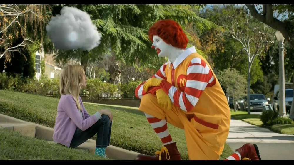 McDonald's Happy Meal TV Spot, 'Cloudy Day' thumbnail