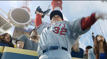 Head and Shoulders with Old Spice TV Spot Ft. C.J. Wilson, Josh Hamilton
