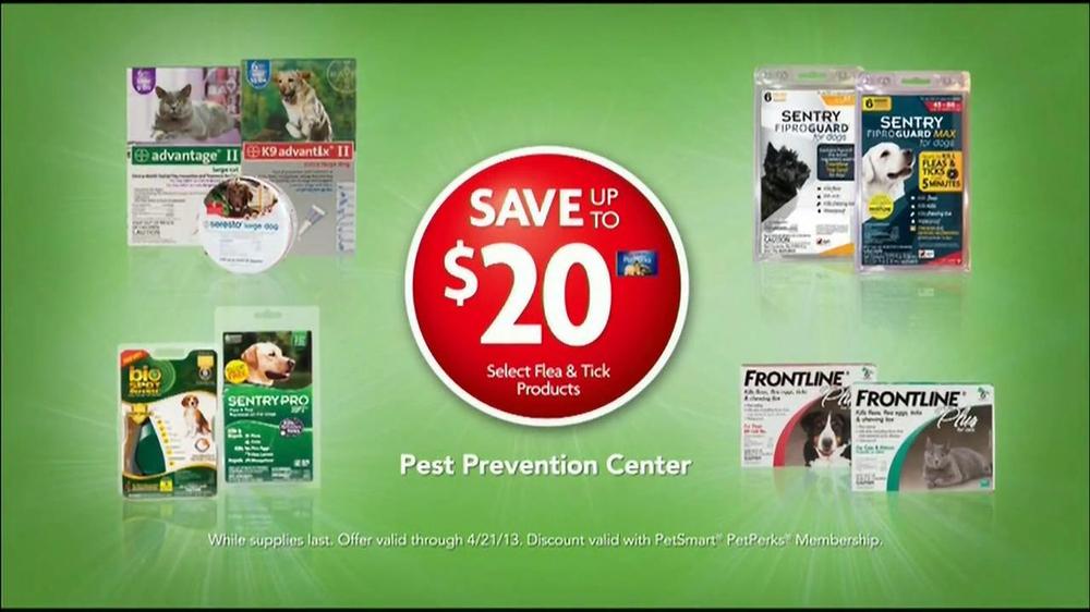 Petsmart Spring Savings Sale Tv Commercial Pest