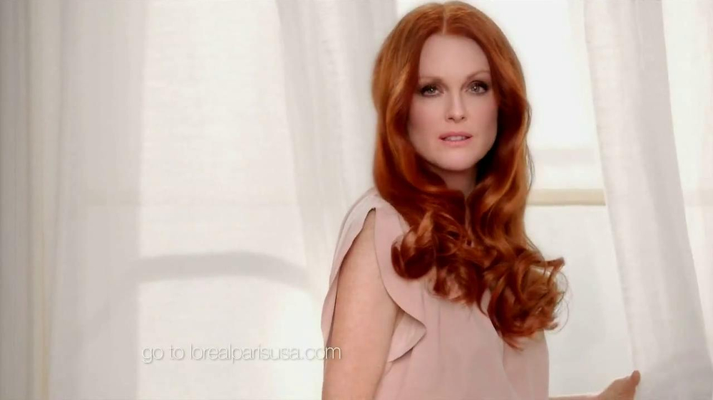 L Oreal Superior Preference Tv Spot Featuring Julianne