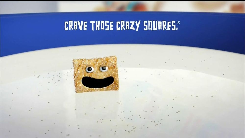 Cinnamon Toast Crunch TV Spot , 'Crazy Square Fishing' - Screenshot 7