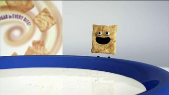 Cinnamon Toast Crunch TV Spot , 'Crazy Square Fishing' - Thumbnail 4
