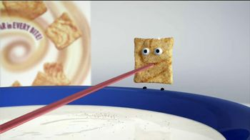 Cinnamon Toast Crunch TV Spot , 'Crazy Square Fishing' - Thumbnail 6