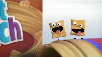 Cinnamon Toast Crunch TV Spot , 'Crazy Square Fishing' - Thumbnail 8