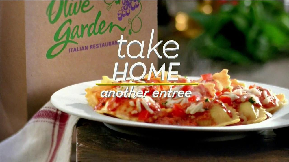 Olive Garden TV Spot, 'Buy One, Take One' - Screenshot 7