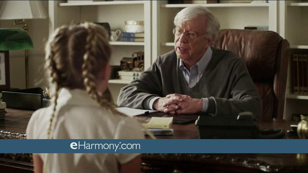 eHarmony TV Spot, 'Granddaughter' - Screenshot 5