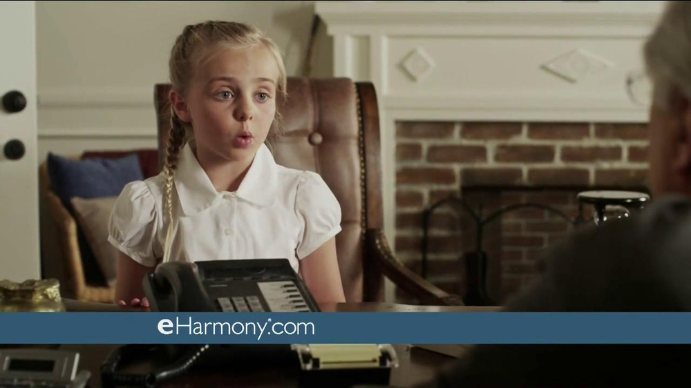 eHarmony TV Spot, 'Granddaughter' - Screenshot 6
