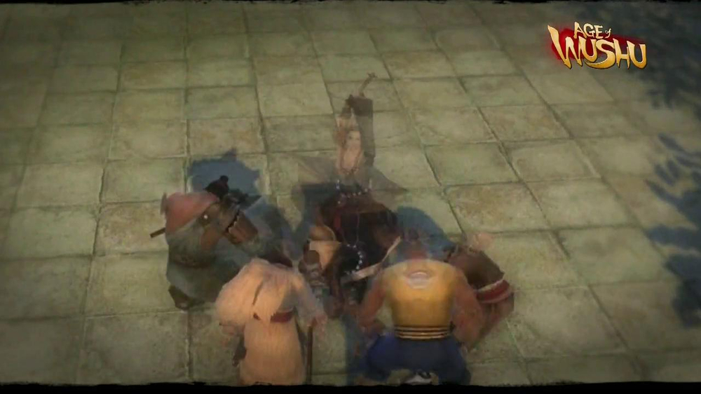 Snail Games TV Spot, 'Age of Wushu' - Screenshot 2