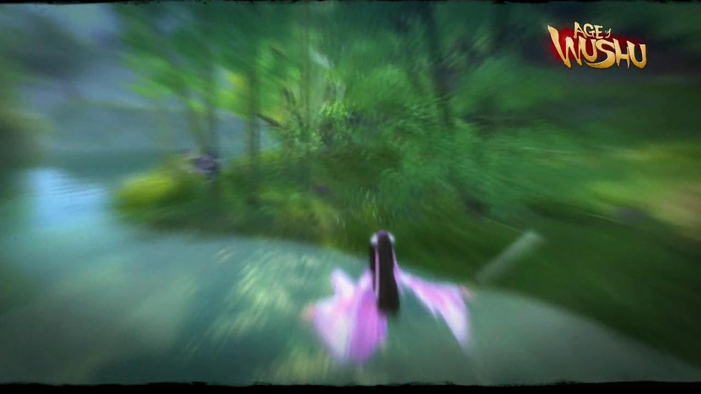 Snail Games TV Spot, 'Age of Wushu' - Screenshot 4