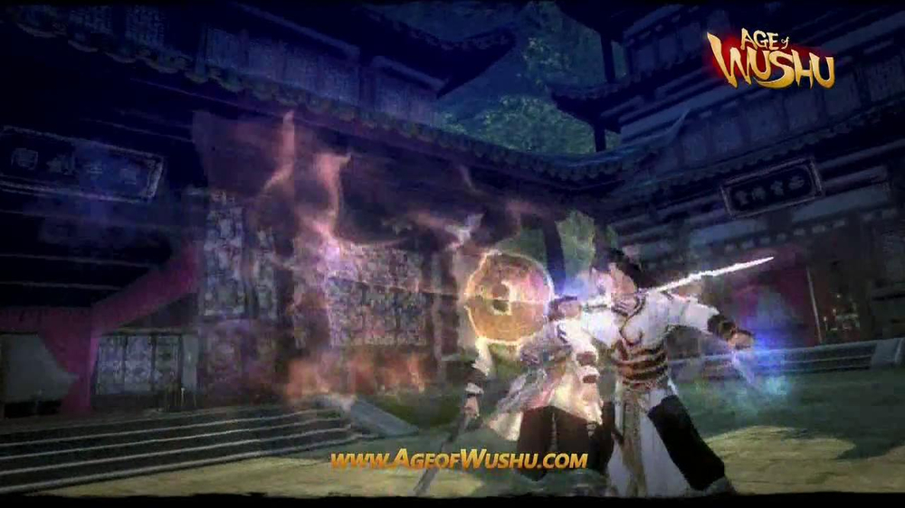 Snail Games TV Spot, 'Age of Wushu' - Screenshot 7