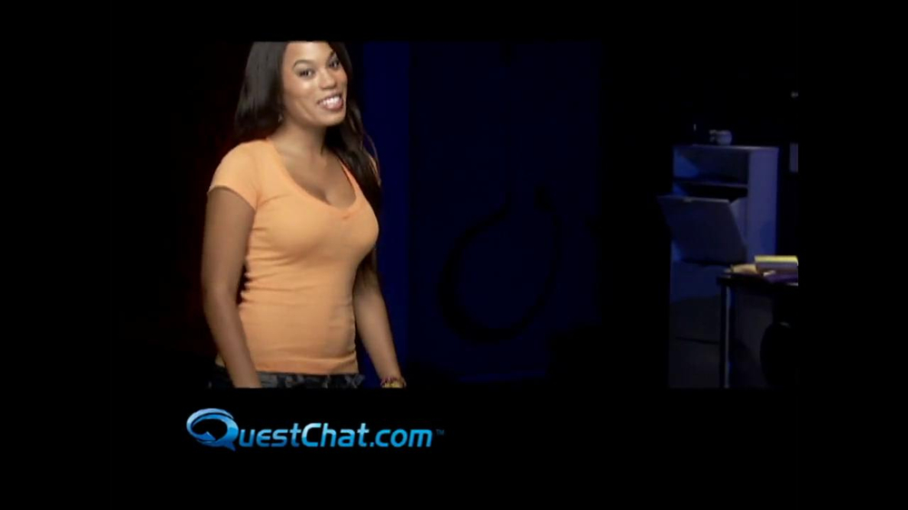 Quest Chat TV Spot, 'Local Singles' - Screenshot 1