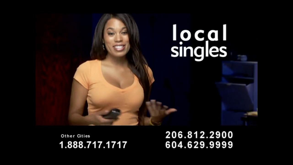 Quest Chat TV Spot, 'Local Singles' - Screenshot 4