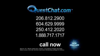 Quest Chat TV Spot, 'Local Singles' - Thumbnail 8