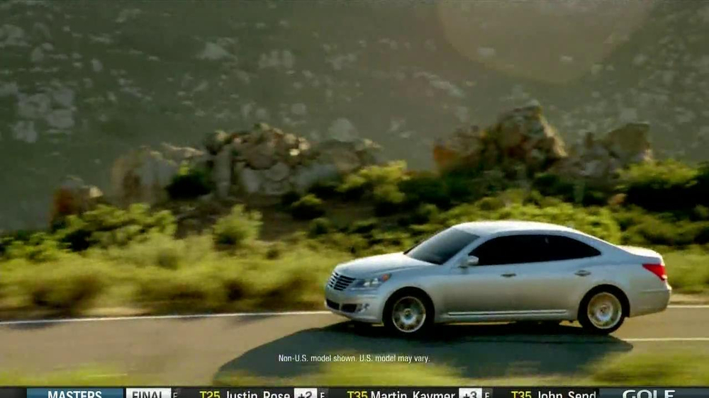 2013 Hyundai Equus TV Spot, 'Trailer Narration' - Screenshot 2