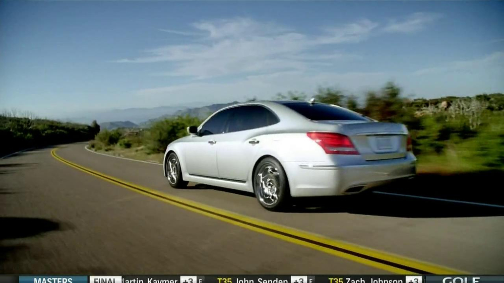 2013 Hyundai Equus TV Spot, 'Trailer Narration' - Screenshot 3