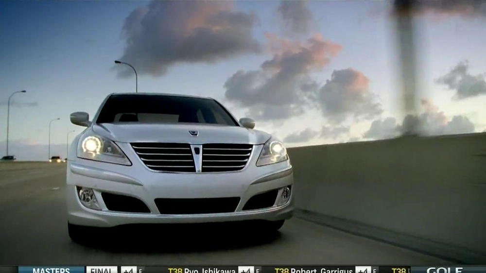 2013 Hyundai Equus TV Spot, 'Trailer Narration' - Screenshot 7