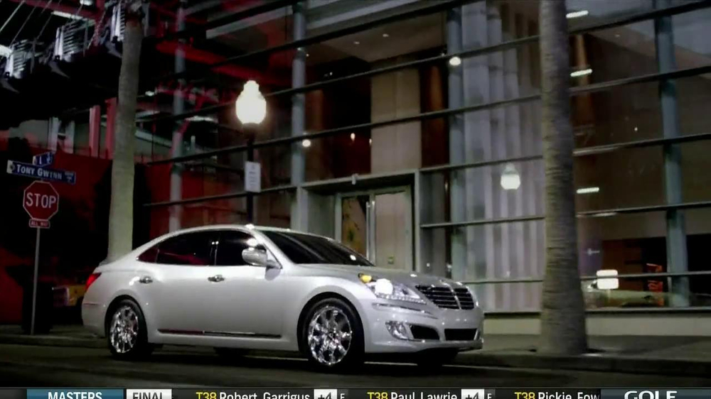 2013 Hyundai Equus TV Spot, 'Trailer Narration' - Screenshot 8