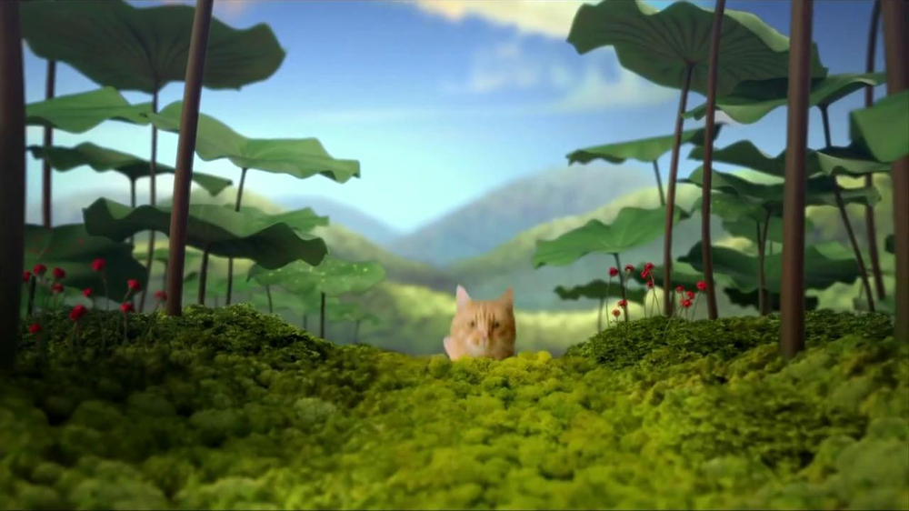 Friskies TV Spot, 'Morning Monsters' - Screenshot 1