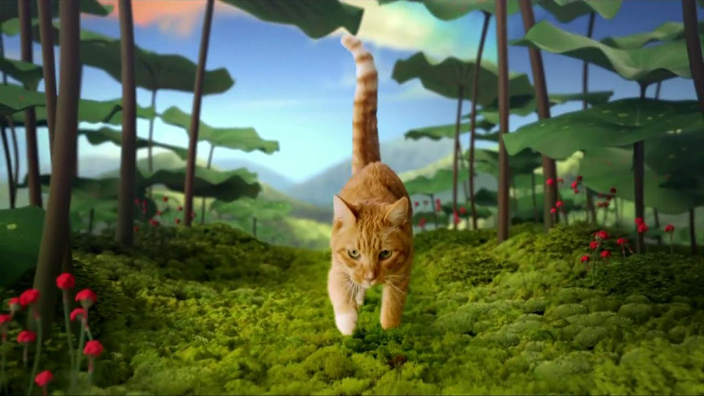 Friskies TV Spot, 'Morning Monsters' - Screenshot 2