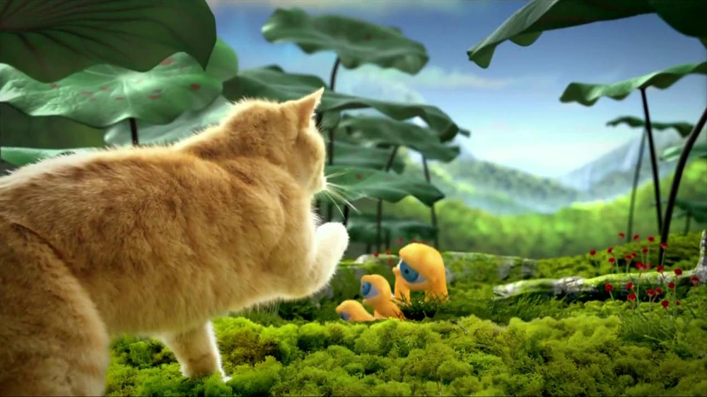 Friskies TV Spot, 'Morning Monsters' - Screenshot 4
