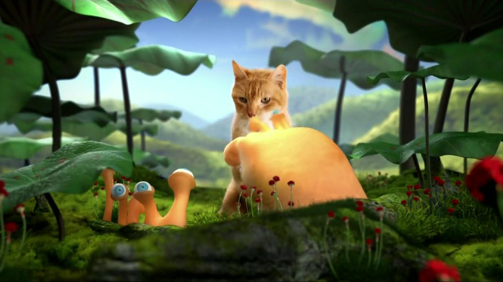 Friskies TV Spot, 'Morning Monsters' - Screenshot 5