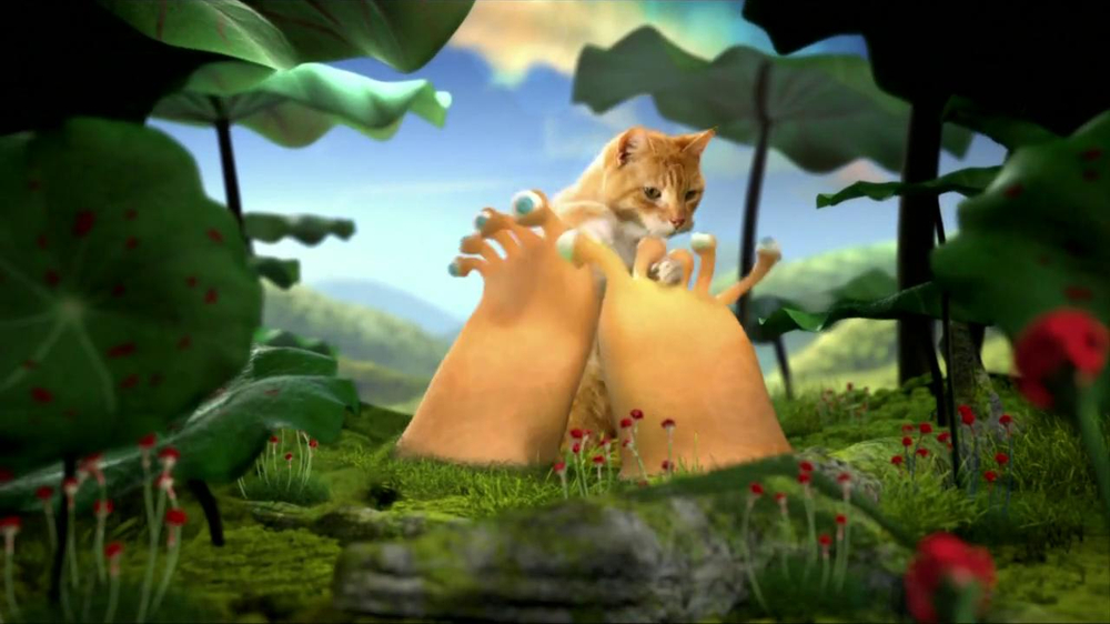 Friskies TV Spot, 'Morning Monsters' - Screenshot 6