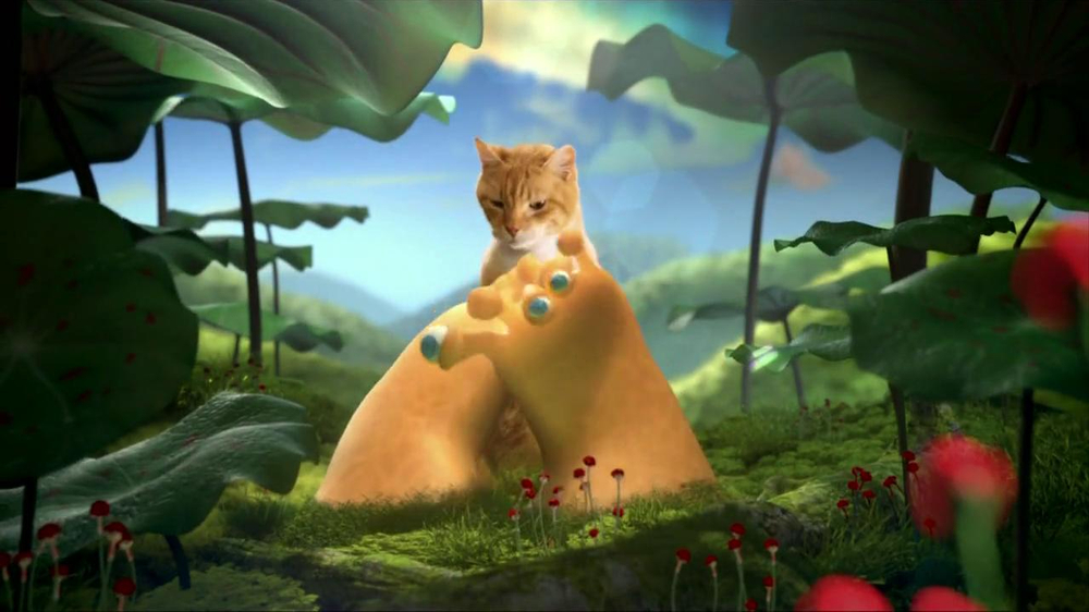 Friskies TV Spot, 'Morning Monsters' - Screenshot 7