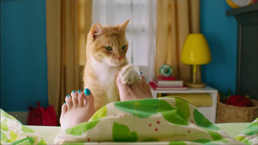 Friskies TV Spot, 'Morning Monsters' - Screenshot 8