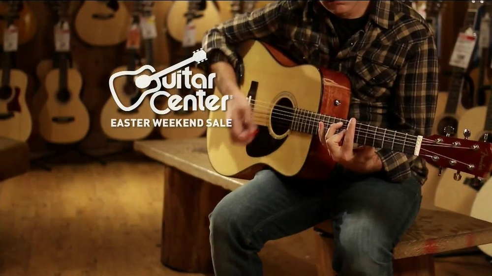 Guitar Center Easter Weekend Sale TV Spot, 'New York City' - Screenshot 10