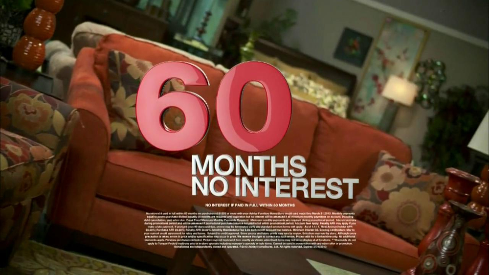 Ashley Furniture Homestore Tv Spot 39 Beat The Clock 39