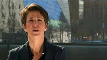 MSNBC TV Spot, '9/11 Memorial' Featuring Rachel Maddow