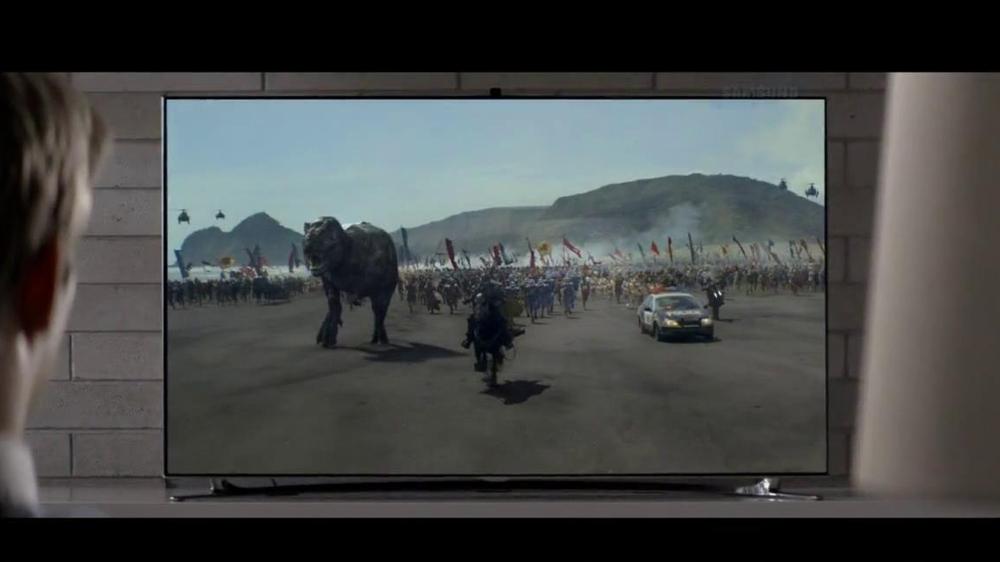 Samsung Smart TV TV Spot, 'Recommendations' Song by Kill It Kid - Screenshot 6