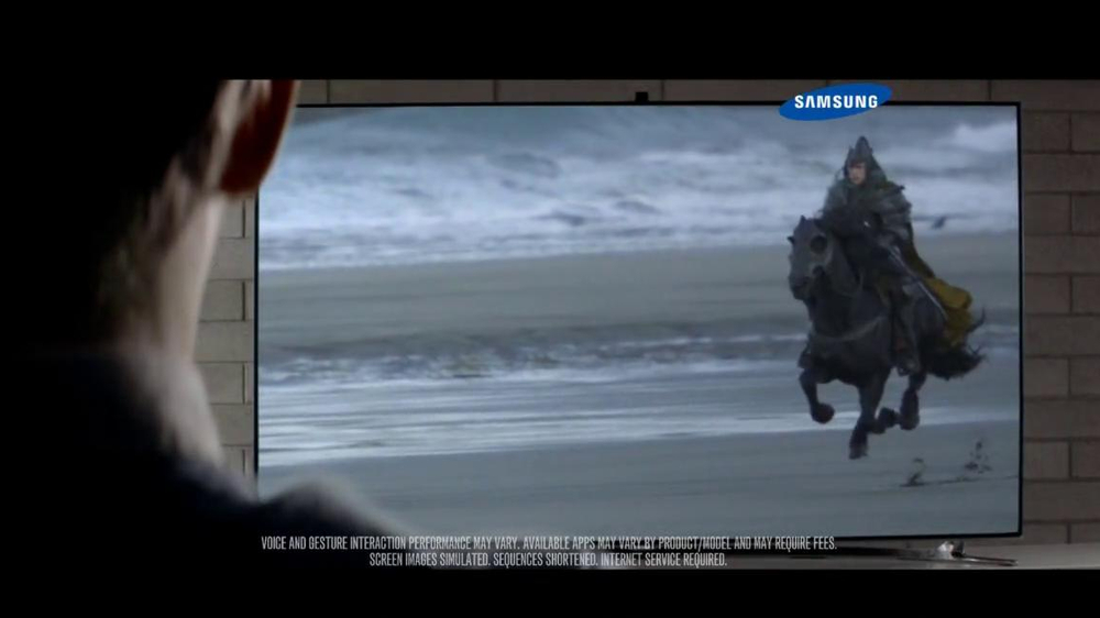 Samsung Smart TV TV Spot, 'Recommendations' Song by Kill It Kid - Screenshot 8