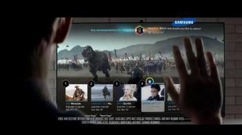 Samsung Smart TV TV Spot, 'Recommendations' Song by Kill It Kid - Thumbnail 7