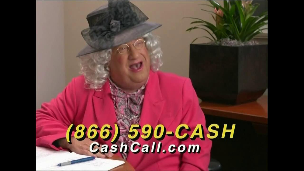 Cash Call TV Spot, 'Banker's Mom' - Screenshot 1