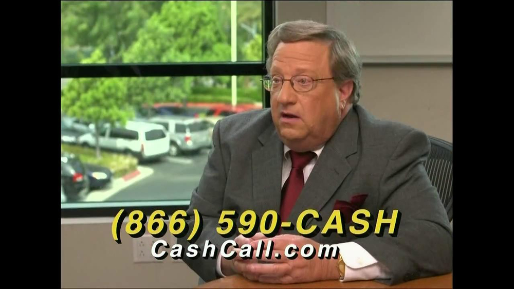 Cash Call TV Spot, 'Banker's Mom' - Screenshot 2