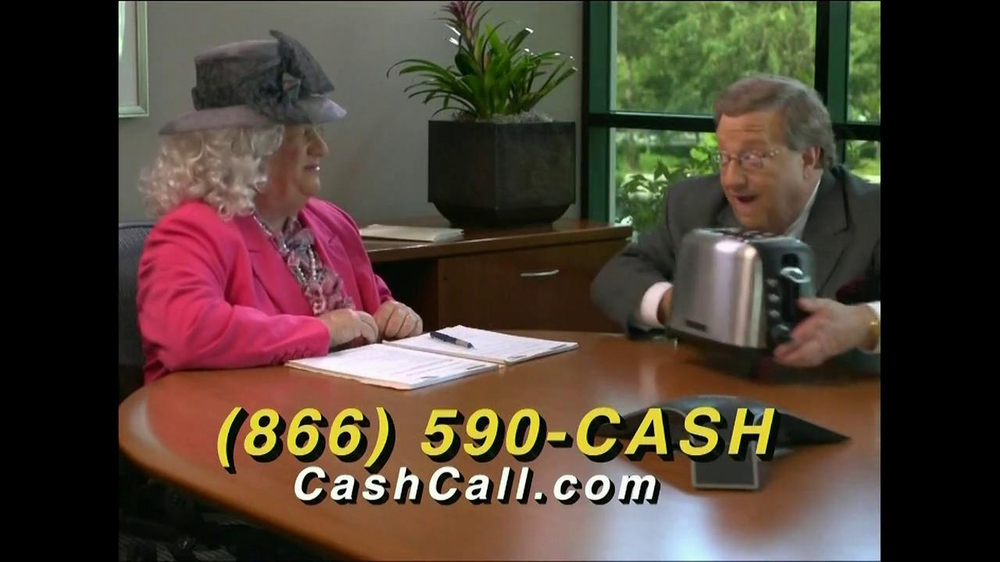 Cash Call TV Spot, 'Banker's Mom' - Screenshot 7