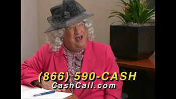 Cash Call TV Spot, 'Banker's Mom' - Thumbnail 1