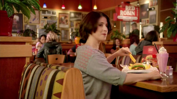 Red Robin Tavern Double Burger TV Spot, 'Burger Daddy' - Thumbnail 1