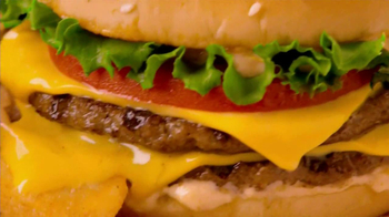 Red Robin Tavern Double Burger TV Spot, 'Burger Daddy' - Thumbnail 4