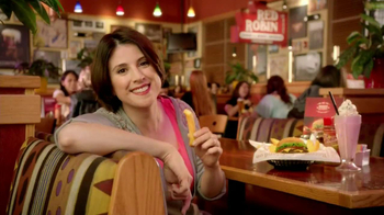 Red Robin Tavern Double Burger TV Spot, 'Burger Daddy'