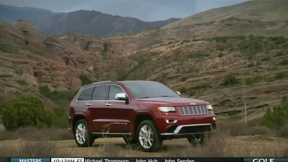 2014 Jeep Grand Cherokee TV Commercial, 'Another Place' - iSpot.tv
