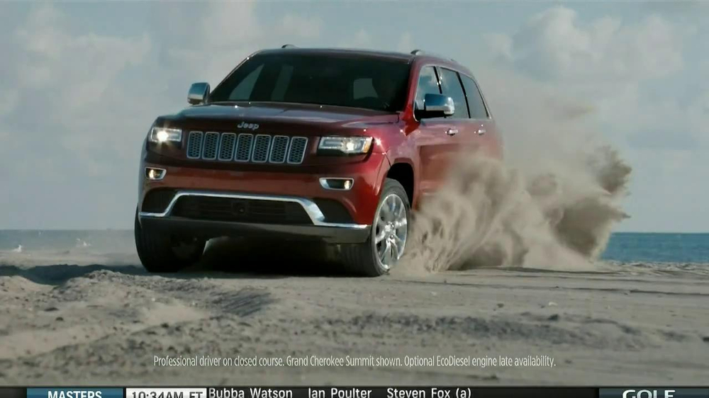 2014 Jeep Grand Cherokee Commercial